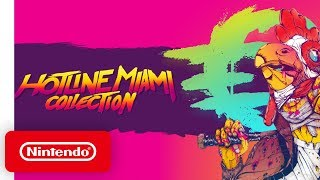 Hotline Miami Collection - Launch Trailer - Nintendo Switch