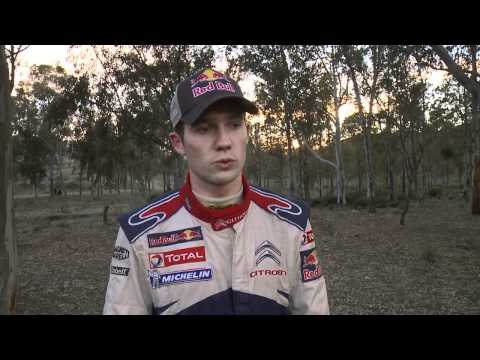 Intervista Citroën WRC Loeb – Ogier – Ingrassia