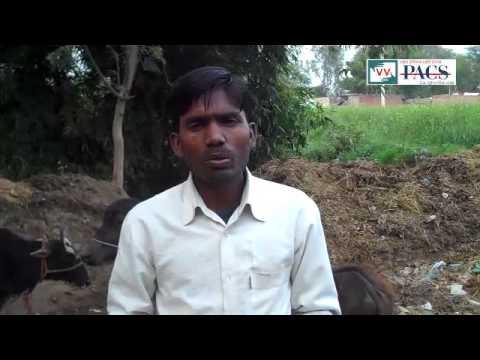 Old age pension Corruption Mardanpur, Uttar Pradesh— Video Volunteer Mahesh reports