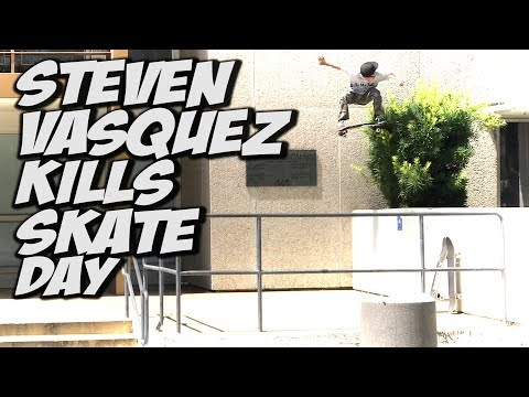 THE FEARLESS 9 YEAR OLD IS BACK STEVEN VASQUEZ !!!