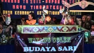 Wayang Golek Semar Lungsur Ka Alam Dunya Part 4 - annurjaya fotovideo
