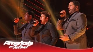 Forte - Spanish Opera Cover of My Heart Will Go On- America's Got Talent 2013