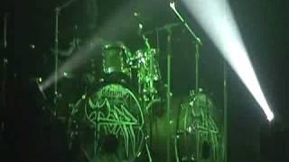 TÖRR live 2008 Radek Sladký drums solo