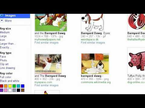 Foghorn Leghorn on Google Video