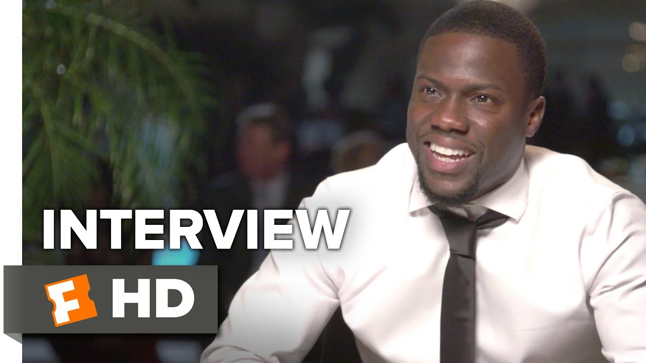 Ride Along 2 Interview - Kevin Hart (2016) - Comedy HD