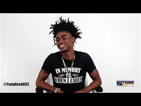 Yung Neek - Interview With #OutSideTheBooth