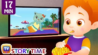 Good Habits Moral Stories & Bedtime Stories for Kids in English Collection 2 - ChuChu TV Storytime