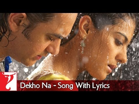 Lyrical: Dekho Na - Full Song With Lyrics - Fanaa
