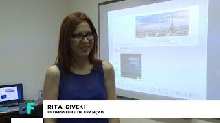 Destination Francophonie #127 - LIÈGE  bonus 1 Rita Diveki