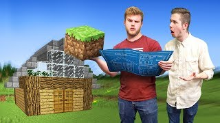 ULTIMATE BUILD OFF! | Minecraft [Ep 9]