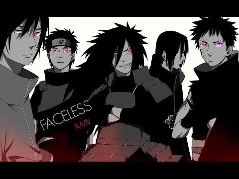 Naruto  • AMV  Uchiha Clan  Faceless  ᴴᴰ