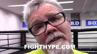 FREDDIE ROACH SPEAKS HONESTLY ABOUT FRANKIE GOMEZ; HOPES TRAINING WITH PACQUIAO MATURES HIM