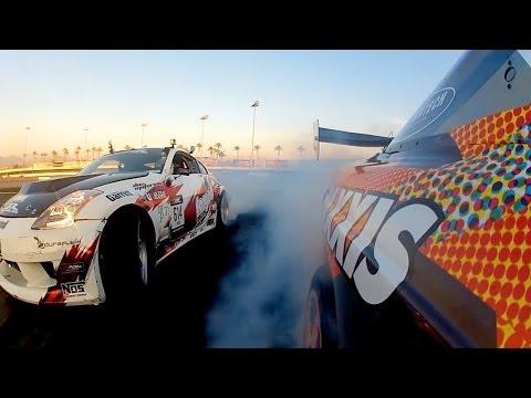 GoPro: Formula Drift 2012 Season Finale At Irwindale Speedway