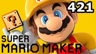 Super Mario Maker (WiiU): Ep #421 - Hard Level - Gameplay Ita