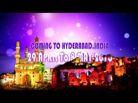 Shaikh Abu Umar Abdul Azeez Tour to Hyderabad, India 2016