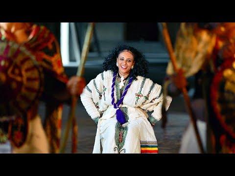 Keren Melesse - Ene Gondere Negn | እኔ ጎንደሬ ነኝ - New Ethiopian Music 2017 (Official Video)