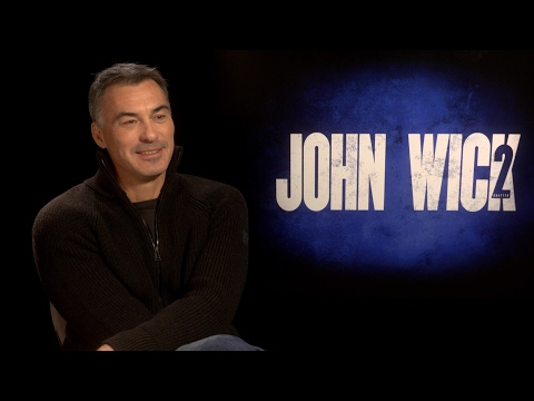 John Wick Chapter Two Director Chad Stahelski