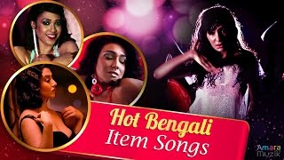 Hot Bangla ITEM Songs 2016 | Nonstop Playlist of Top Bengali Item Songs