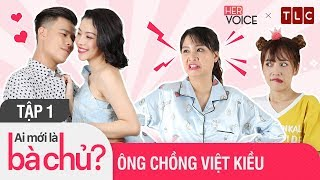 Who is the boss? Season 2: Mr. Viet Kieu's husband Thanh Tran, Puka, Ngo Phuong Anh, Tran Anh Huy