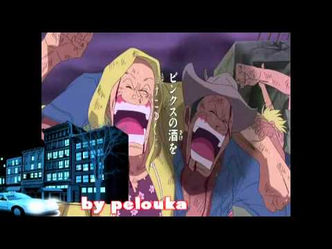 brook brinks sake one piece français.mp4