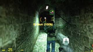 Half Life 2 (PC gameplay)