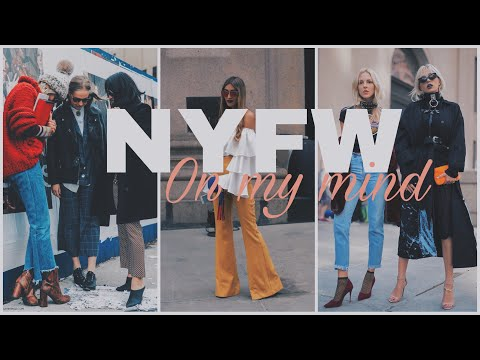 Sewing, Fashion Design School, NYFW 2018 announcement & More