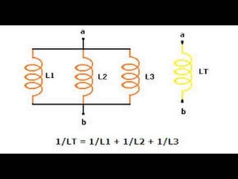 Aprendamos Electrónica Juntos - Cap 3 - La Bobina - Teoría Comportamiento Asociaciones - Parte5