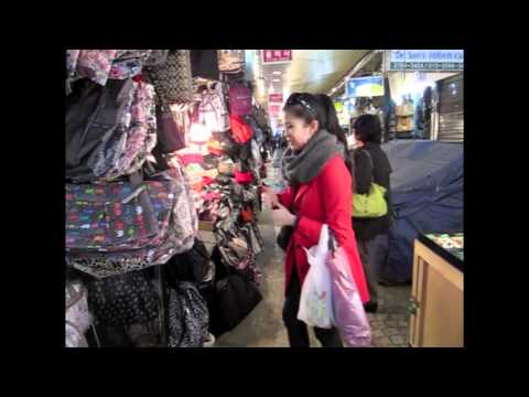 Mynn Travels: South Korea - Shopping in Seoul!