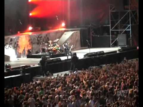 Metallica - Sad But True (Live in Moscow, 2007)