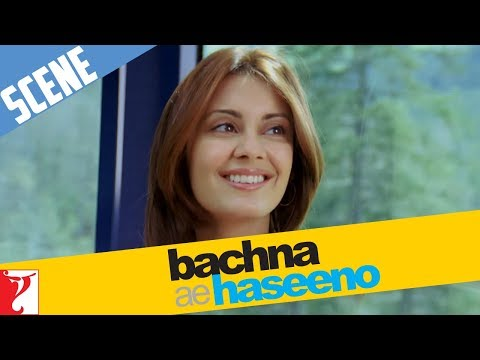 Ussi Train Main Ek Romantic Ladki - Scene - Bachna Ae Haseeno