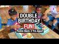 The Boys Birthday Celebration! Meet The Mitchell