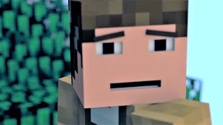 "Minecraft Song and Minecraft Animation ""Herobrine Song"" Minecraft Song by Minecraft Jams"