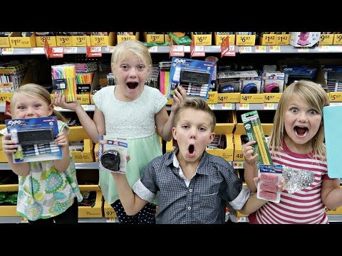 BACK TO SCHOOL SHOPPING SPREE!! | FASHION SHOW!