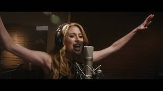 """""""Let It Go"""" from FROZEN on Broadway (Official Music Video)"""
