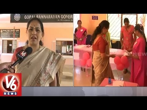 Karnataka Assembly Polls 2018: Face To Face With BJP MP Shobha Karandlaje | V6 News