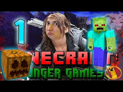 Minecraft: UNDEAD HUNGER GAMES Halloween Special Mini Game Nexus Mod