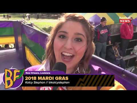 Mardi Gras 2018: Live from New Orleans