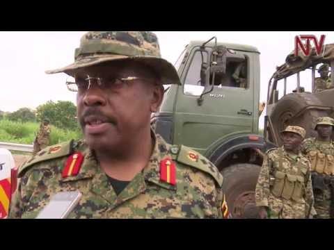 Eby'okununula bannayuganda e South Sudan we byatambudde