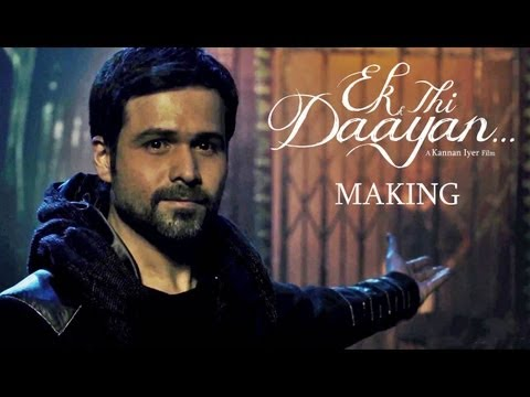 Ek Thi Daayan - Behind the Screams (Making)