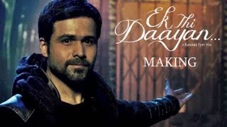 Ek Thi Dayan - Ek Thi Daayan - Behind the Screams (Making)