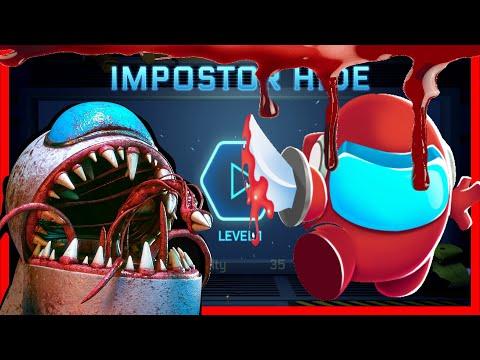 Das etwas andere Game...  Let's play Impostor Hide   itch.io Games