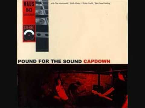 Capdown - Puond For A Sound
