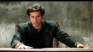 Deva Ki Adalat || Sunny Deol || Ziddi Movie Best Action & Best Dialogue