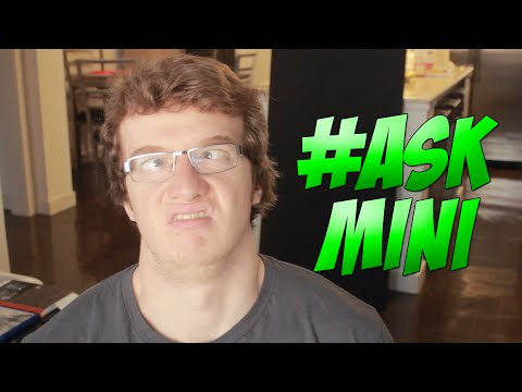 #AskMini - Cant Hold Us Double Speed Rap Cover, Strippers, One Directions Replacement & More!