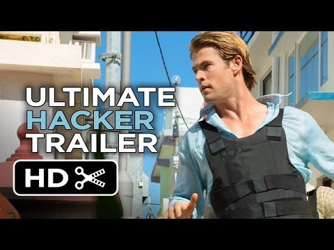 Blackhat Ultimate Hacker Trailer (2015) - Chris Hemsworth Movie HD