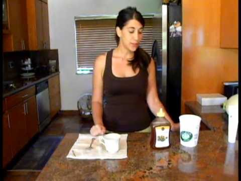 Easy Homemade Recipe for Softening Skin and reducing Acne
