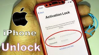 FREE Remove/Unlock/Delete/Bypass✔️ any iOS Without ID | iCloud Activation Lock Apple Device's