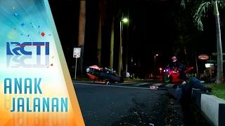Gawat Rio Tepar Tertabrak Mobil Di Jalan [Anak Jalanan] [1 Feb 2017]