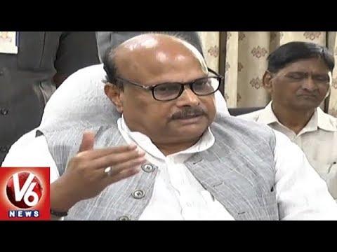 AP Minister Yanamala Rama Krishnudu Criticize NDA Govt Over Bifurcation Assurances | V6 News