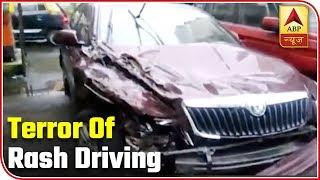 Sansani: Terror Of Rash Driving And Horrifying Accidents | ABP News